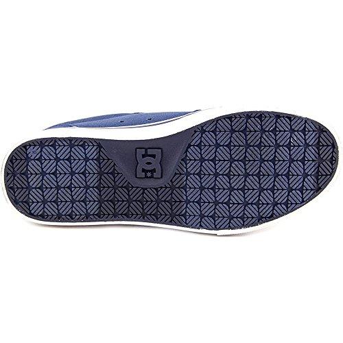 Dc Mens Enclume Tx Chaussure De Skate Marine / Gris