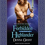 Forbidden Highlander: Dark Sword, Book 2 | Donna Grant