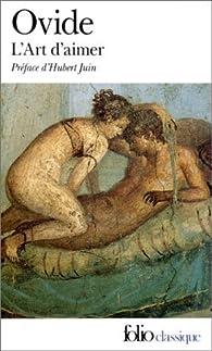 L'Art d'aimer -Les Remèdes de l'amour - Les Produits de beauté pour le visage de la femme de Ovide (1974) Poche par  Ovide