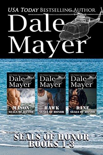 SEALs of Honor: Books 1-3 by [Mayer, Dale]