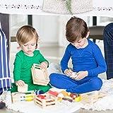 Melissa & Doug Food Groups - Wooden Play