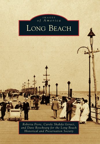 Long Beach (Images of America Series) (Beach Ny Island Long)