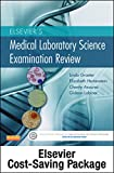 Elsevier's Medical Laboratory Science Examination Review - Elsevier eBook on VitalSource + Evolve Access (Retail Access Cards), 1e