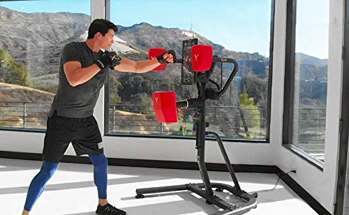 Nexersys N3 Elite: The Personal Boxing Trainer for Your Home. Challenging HIIT Workouts that Builds Confidence with Cardio, Technique, Gaming & Core Workouts. Interactive Fitness on Microsoft PlayFab. 5