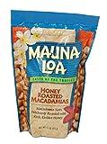 Mauna Loa Macadamias, Honey Roasted, 11-Ounce Package