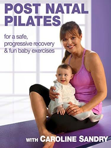 Post Natal Pilates with Caroline Sandry
