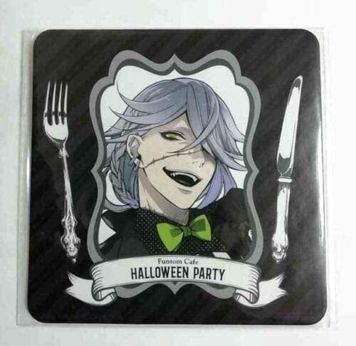 Black Butler Halloween Cafe 2020 Amazon.com: Black Butler Coaster Undertaker 葬儀屋 Funtom Cafe