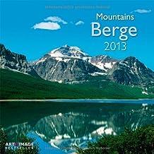 Berge - Mountains 2013 Broschürenkalender