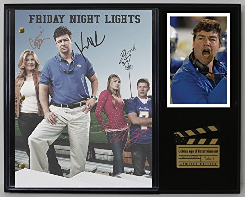 Friday Night Lights Ltd Edition Reproduction Television Script Display C3