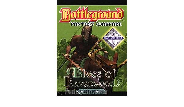 Amazon.com: Battleground Fantasy Warfare: Elves of Ravenwood ...
