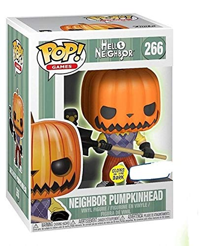 Funko POP! Games: Hello Neighbor Pumpkinhead -