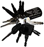 Forklift Heavy Equipment/Construction Ignition Key Set