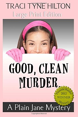 Download Good Clean Murder (Large Print): A Plain Jane Mystery (The Plain Jane Mysteries) (Volume 1) PDF