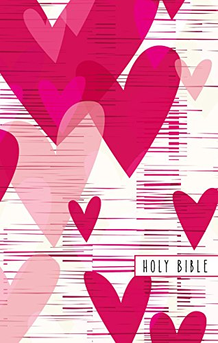 NIV Gift Bible for Kids, Softcover, Large Print, Pink by HarperCollins (Image #1)