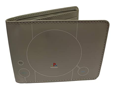 Official Sony PlayStation Console Wallet: Amazon.es ...
