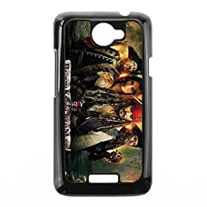 Pirates of the Caribbean HTC One X Cell Phone Case For Girls Unique STY101709