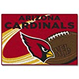 Arizona Cardinals Tufted Rug (20-inch x 30-inch)