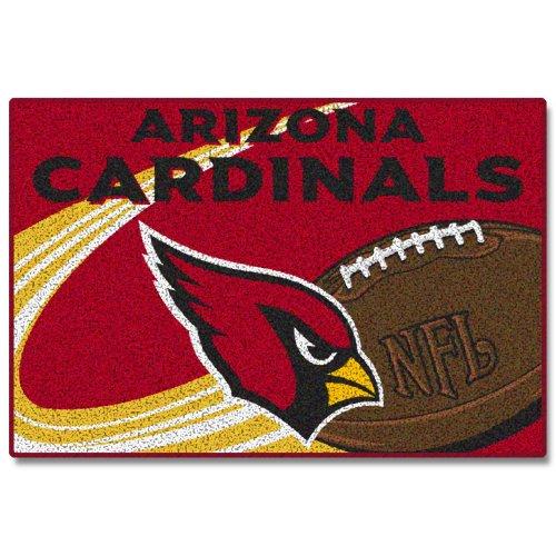 Arizona Cardinals Rug - Arizona Cardinals Tufted Rug (20-inch x 30-inch)