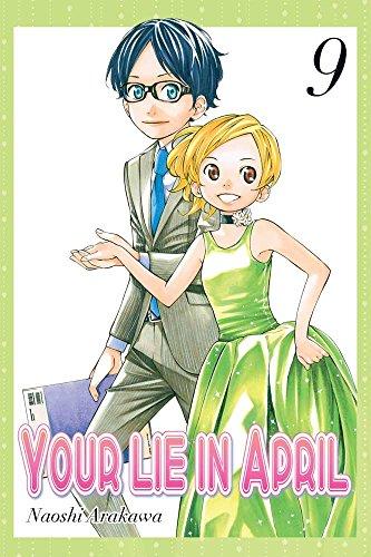 Descargar Libro Your Lie In April, Vol. 9 Naoshi Arakawa