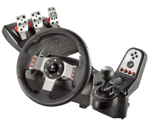 62a89eb1afe Logitech G27 Racing Wheel: Amazon.in: Video Games