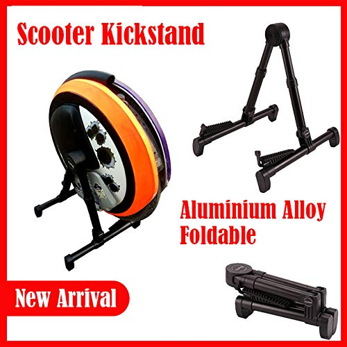 MHGK Foldable Parking Stand for Ninebot IPS Airwell Solo wheeel Electrical Scooter Hoverboard