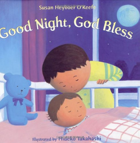 Good Night, God Bless (Henry Holt Young Readers)
