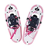 Hewolf Kids Snow Shoes with Adjustable Ratchet