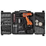 Stalwart 89-piece 18-volt Cordless Drill Set 75-cd91