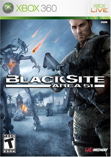Blacksite: Area 51 - Xbox 360 - Online Shop Au