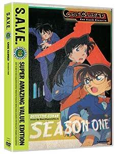 Case Closed: Season 1 (Super Amazing Value Edition)