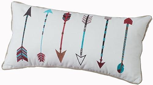 Rod s Montana Arrow Pillow