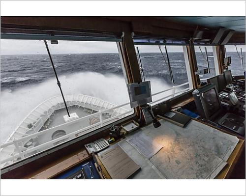 Photographic Print Of The Lindblad Expeditions Ship National Geographic Explorer In English Strait
