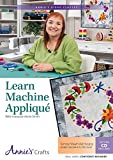 Learn to Machine Applique Class DVD: With Instructor Annie Smith