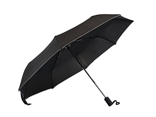 883ed4e76db1 Compact Travel Umbrella by Rain Break Umbrellas — Windproof, Unbreakable,  Auto Open and Close — For Men and Women