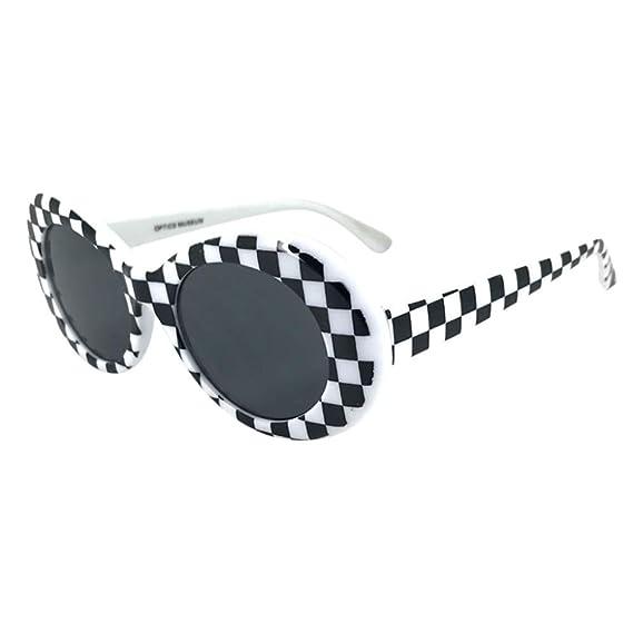 VECDY Gafas De Sol Mujer Retro Vintage Clout Goggles Unisex ...