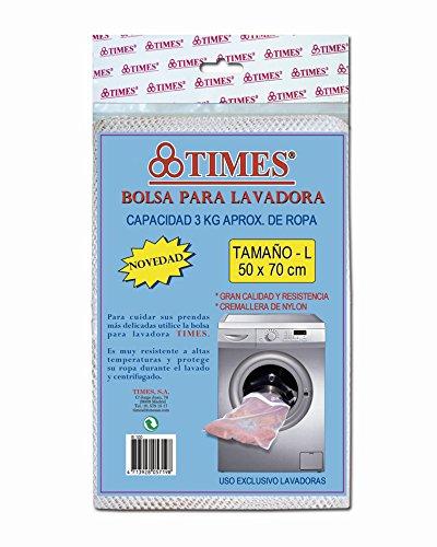 Times - Bolsa Malla para Lavadora - Red de Lavado - 3 Tamaños ...