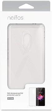 TP-Link Carcasa para neffos X1 Lite Smartphone Transparente ...
