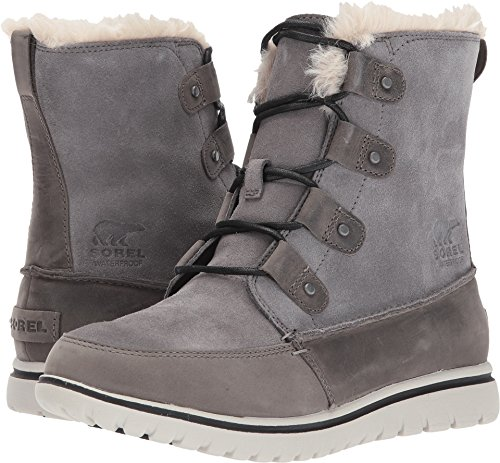 Sorel Women's Cozy Joan Booties, Quarry, 8.5 B(M) US by SOREL