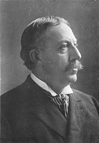 politics-david-starr-jordan-president-leland-stanford-junior-uni-1907-old-print-antique-print-vintag