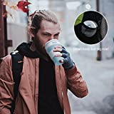 Silicone Collapsible Cup Convenient Travel Coffee Rocontrip...