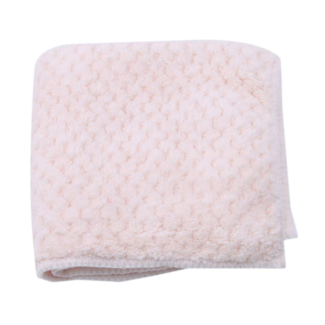 LIUCM Scouring Pad Towel Super Absorbent Clean Cloth Kitchen Sink Household Cleaning Tools Beige