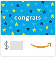 Amazon.com.au eGift Card - Congrats (Stars)