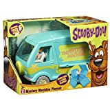 Scooby Doo Mystery Machine Playset and a Figure