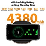 Rugged-Smartphone-Blackview-BV9700-Pro-Rugged-Cellulare-6GB-128GB-584-Smartphone-Antiurto-16MP-8MP-16MP-Doppia-Fotocamera-Visione-Notturna-Dual-4G-Frequenza-CardiacaQualita-DellariaNFC