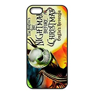 Nightmare Before Christmas iPhone 4 4s Cell Phone Case Black MSY240198AEW