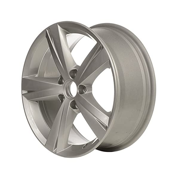 17-All-Painted-Silver-Metallic-New-OEM-Wheels-for-12-14-VOLKSWAGEN-PASSAT