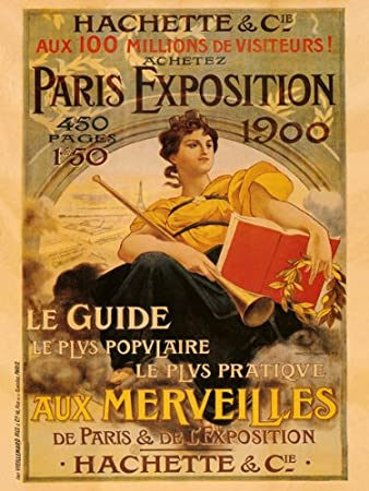 amazon co jp パリexposition 1900 hachette french publisher book