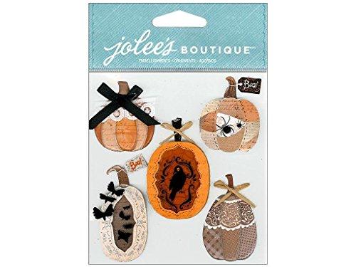 EK Jolee's Boutique Vintage Pumpkins