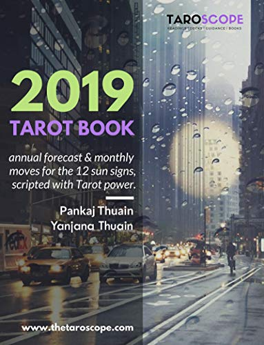 2019 Forecast Tarot Book: Annual Predictions and Horoscope