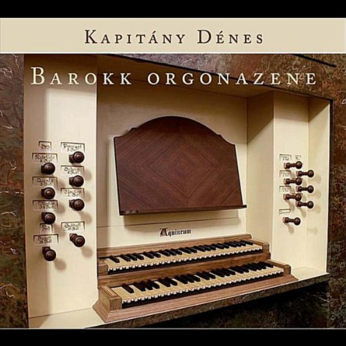 Baroque Music for Organ